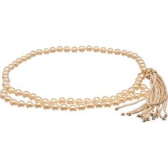 Chanel Pearls belt
