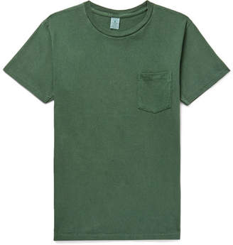 Velva Sheen Slim-Fit Cotton-Jersey T-Shirt