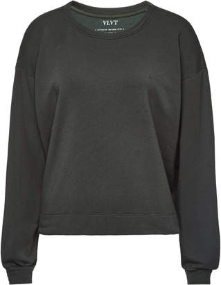 Velvet Danica Sweatshirt with Cotton