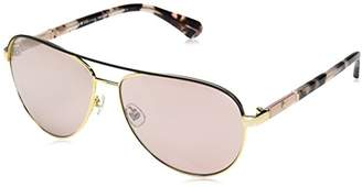 Kate Spade Women's Emilyann/s Aviator Sunglasses