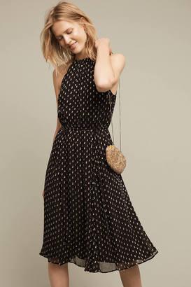 Plenty by Tracy Reese Golden Dots Halter Dress - ShopStyle ...