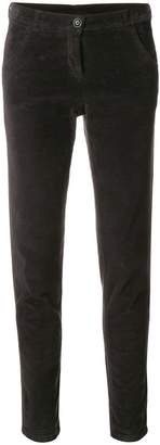 Woolrich velvet skinny jeans
