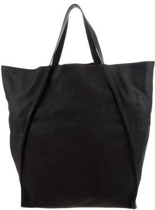 Christian Dior Large Leather Tote