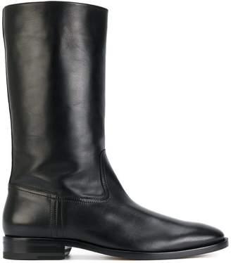 Saint Laurent Matt 25 boots