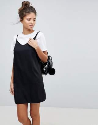 Asos DESIGN Fuller Bust mini cami slip dress