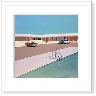One Kings Lane Jessica Brilli - Motel Pool Art