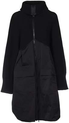 Ter Et Bantine Ribbed Collar Long Jacket