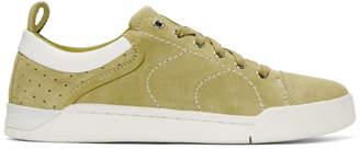 Diesel Beige S Marquise Sneakers