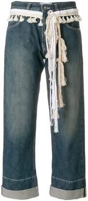 Loewe rope jeans