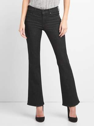 Gap Mid Rise Perfect Boot Jeans in Sculpt