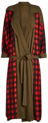 Preen by Thornton Bregazzi Lana Coat