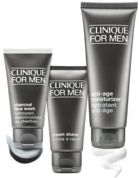 Clinique Men's Three-Piece Essentials Set
