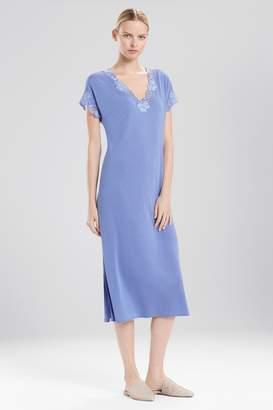 Natori Zen Floral TShirt Gown