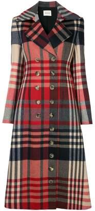 Christina Khaite coat