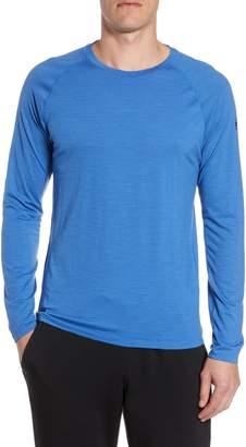 Smartwool Stripe Merino Blend T-Shirt