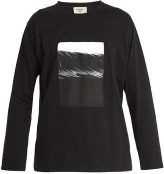 EVEREST ISLES Pacific Photo-print long sleeve T-shirt