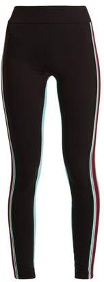 NO KA 'OI No Ka'oi - Kala Performance Leggings - Womens - Black Multi