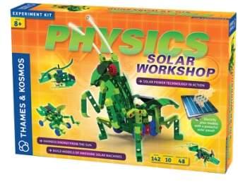 Thames & Kosmos 'Physics Solar Workshop V2.0' Experiment Kit