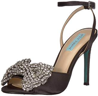 Betsey Johnson Blue by Women's SB-Heidi Heeled Sandal