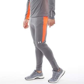 Under Armour Mens Challenger II Lightweight Training Sweat Pants Graphite/Magma Orange/White
