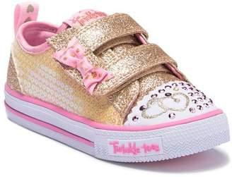 Skechers Shuffles Itsy Bitsy Light-Up Sneaker (Toddler & Little Kid)