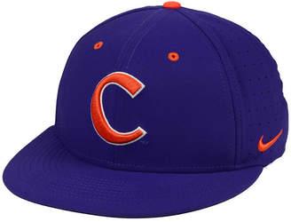 Nike Clemson Tigers Aerobill True Fitted Baseball Cap
