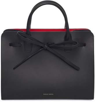 Mansur Gavriel Black Mini Sun Bag