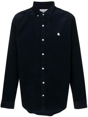 Carhartt corduroy button-down shirt