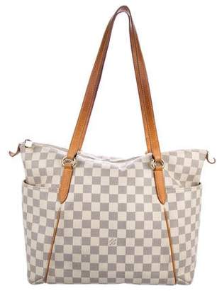 Louis Vuitton Damier Azur Totally GM