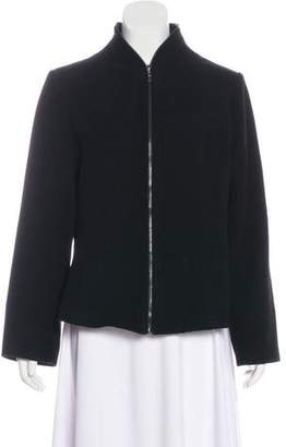 Fendi Lightweight Zip-Up Jacket