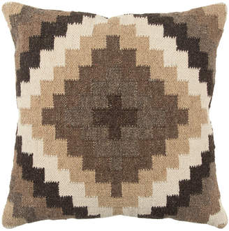 """Rizzy Home 20"""" x 20"""" Southwest Poly Filled Pillow"""