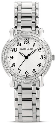 Marco Moore Swiss Movement Watch, 36mm $1,295 thestylecure.com