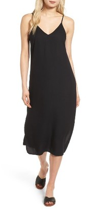Women's Splendid Tank Midi Dress $98 thestylecure.com