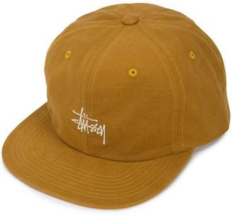 5bf7f964cdc Stussy embroidered detail baseball cap