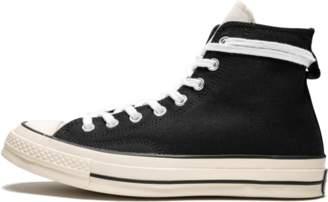 Converse Chuck 70 Hi 'Fear of God/FOG Black' Shoes - Size 6