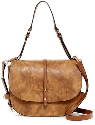 Steve Madden Shea Saddle Bag $88 thestylecure.com