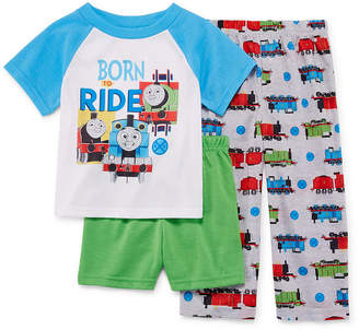 df5faf7f91 Thomas   Friends THOMAS THE TRAIN Thomas The Train 3-pc. Pajama Set Toddler