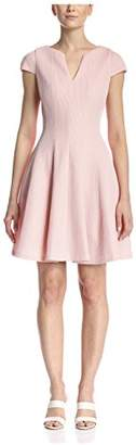 Julia Jordan Women's Fit-and-Flare Dress $64 thestylecure.com