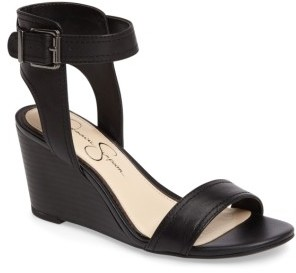 Women's Jessica Simpson Cristabel Wedge Sandal $78.95 thestylecure.com