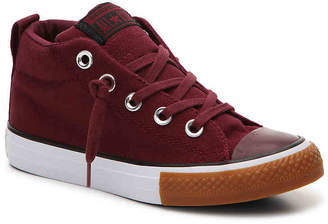 Converse Chuck Taylor All Star Street Toddler & Youth High-Top Sneaker - Boy's
