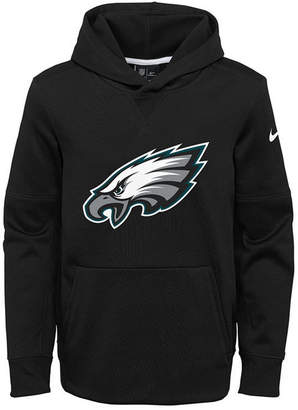 Nike Philadelphia Eagles Circuit Logo Hoodie, Big Boys (8-20)