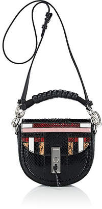 Altuzarra Women's Ghianda Saddle Bag - Black Multi
