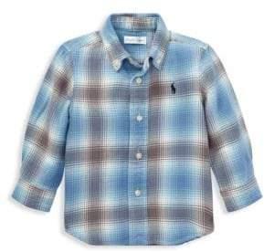 Ralph Lauren Baby Boy's Plaid Shirt