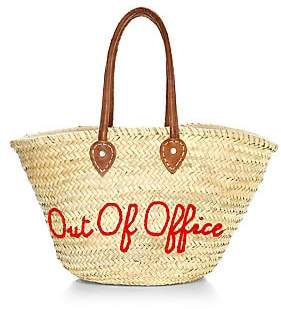 Poolside Women's Large Out Of Office Beach Tote