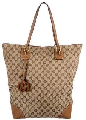 Gucci GG Canvas Shopper