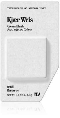 Kjaer Weis Cream Blush Compact Refill