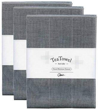Nawrap Woven Japanese Tea Towels (Set of 3)