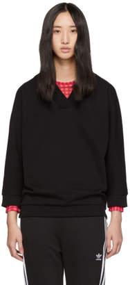 Kenzo Black Sport Sweatshirt