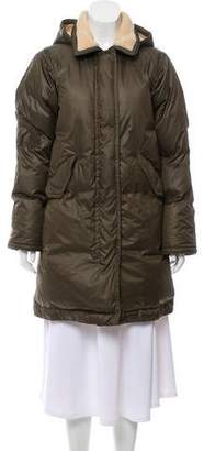 Marc by Marc Jacobs Down Puffer Coat