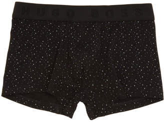 BOSS Black Microprint Boxer Briefs